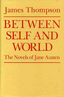 Between Self and World