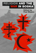 Religion And The War In Bosnia