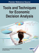Tools and Techniques for Economic Decision Analysis Book