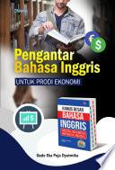 Pengantar Bahasa Inggris Untuk Prodi EKONOMI