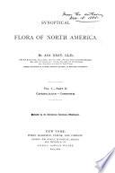 Synoptical Flora of North America     Book PDF