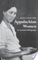 Appalachian Women