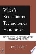 Wiley's Remediation Technologies Handbook