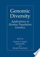 Genomic Diversity