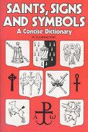 Saints  Signs  and Symbols Book PDF