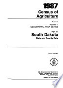 1987 Census of Agriculture