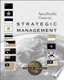 Asia-Pacific Cases in Strategic Management