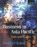 Business in Asia Pacific