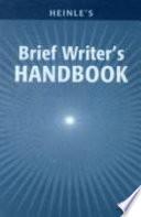 Heinle's Brief Writer's Handook