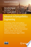 Advances in Geosynthetics Engineering Book
