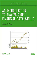 An Introduction to Analysis of Financial Data with R Book