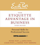 The Etiquette Advantage In Business Third Edition