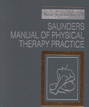 Saunders Manual of Physical Therapy Practice