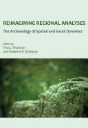Reimagining Regional Analyses