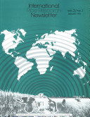 International Rice Research Notes Vol 3 No 1