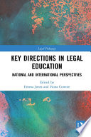 Key Directions In Legal Education