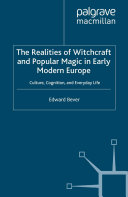 The Realities of Witchcraft and Popular Magic in Early Modern Europe Pdf/ePub eBook