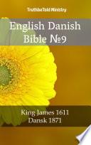 Free Download English Danish Bible No9 Book