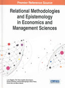 Relational Methodologies and Epistemology in Economics and Management Sciences