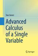 Calculus One Variable [Pdf/ePub] eBook
