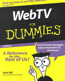 Pdf WebTV For Dummies