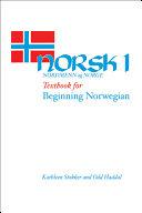 Norsk, nordmenn og Norge 1