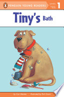 Tiny's Bath Cari Meister Cover
