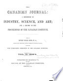 The Canadian Journal     Book