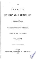 The National Preacher