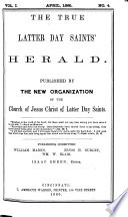Saints Herald