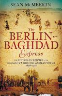The Berlin-Baghdad Express Pdf/ePub eBook