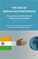The Rise of Indian Multinationals Book