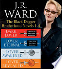 J.R. Ward The Black Dagger Brotherhood Novels 1-4 image