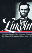 Speeches and Writings 1859 1865
