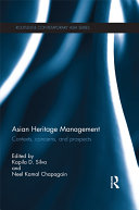 Asian Heritage Management