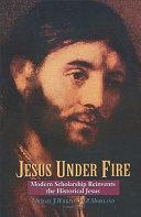 Pdf Jesus Under Fire