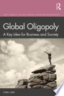 Global Oligopoly
