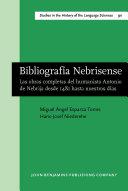 Bibliografía Nebrisense