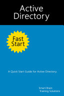 Pdf Active Directory Fast Start: A Quick Start Guide for Active Directory