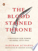 The Bloodstained Throne Book