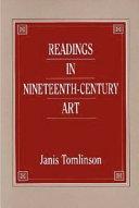 Readings in Nineteenth century Art