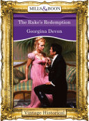 The Rake s Redemption  Mills   Boon Historical