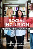 Pdf Social Inclusion and Higher Education
