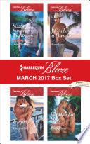 Harlequin Blaze March 2017 Box Set