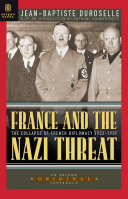 France and the Nazi Threat