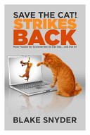 Save the Cat  Strikes Back Book