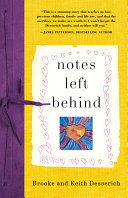 Pdf Notes Left Behind: 135 Days with Elena