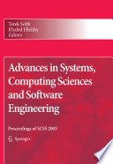 Advances In Systems Computing Sciences And Software Engineering Book PDF