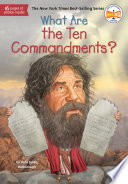 What Are the Ten Commandments