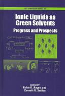 Ionic Liquids as Green Solvents